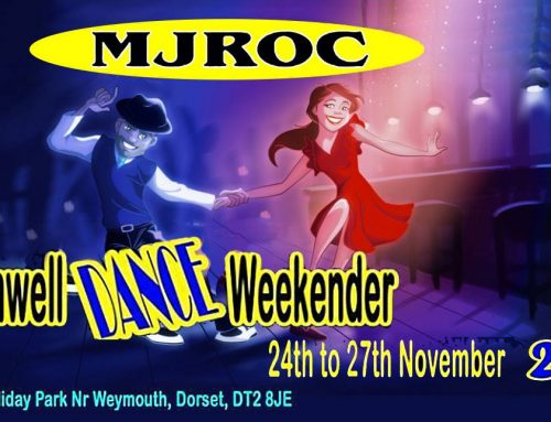 MJRoc Warmwell Dance Weekender: The Preview
