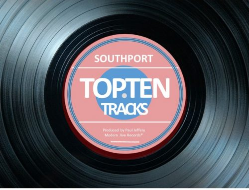 My Southport Blush 2017 Top Ten Tracks