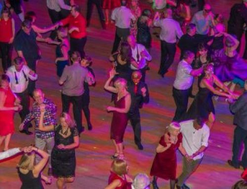 Modern Jive Dance Tips for Ladies (Draft)