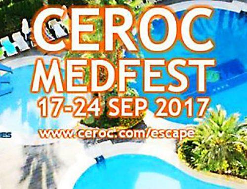 Ceroc Medfest in Calpe, Costa Blanca