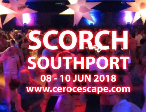 Southport Weekender – Caine & Danni's Switches Class
