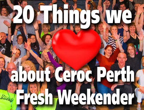 20 Things we Love about Ceroc Perth's Fresh Weekender