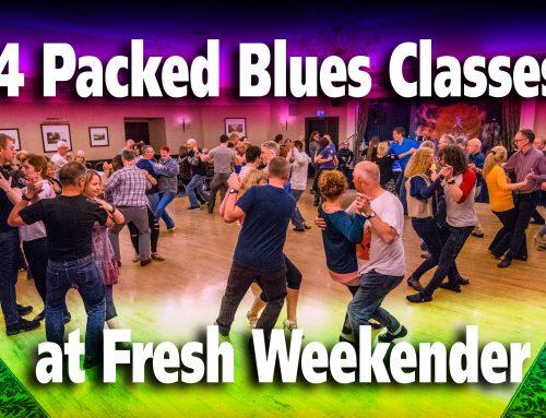 Fresh Weekender: Jo Hart's Blues Room Toolkit classes