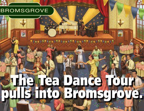 Ceroc Groove: SILC on Sunday at Bromsgrove
