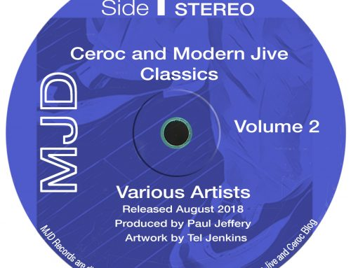 Ten Classic Ceroc & Modern Jive Tracks – Volume 2