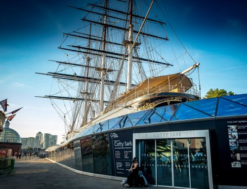 Ceroc Evolution: Cutty Sark, Greenwich – The Ship Part 1