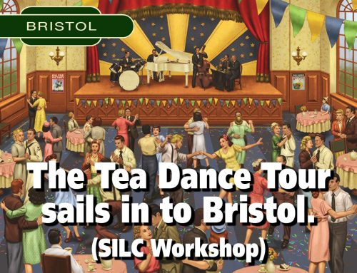Strictly Ceroc Bristol: SILC Sunday Workshop