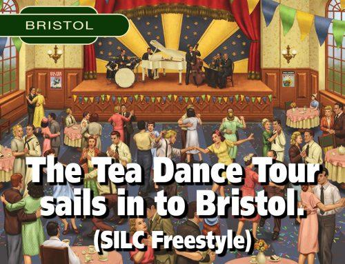 Strictly Ceroc Bristol: SILC Sunday Freestyle
