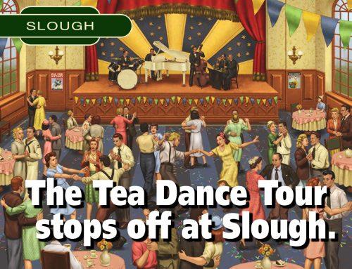 FunkyLush, Burnham Park Hall, Slough