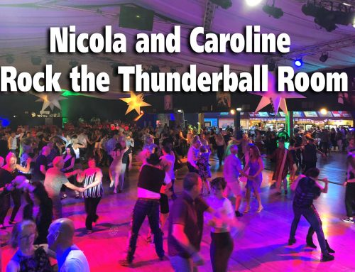 Ceroc Southport Weekender: Sunday Night featuring Nicola Di Folco & Caroline Houlton